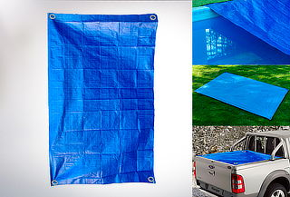 Funda Multipropósito de Polietileno Color Azul