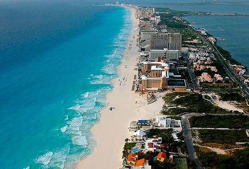 Cancún Imperdible! Aéreo, Traslados, Hotel RIU Todo Incluido