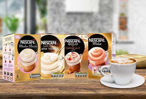 Pack 32 Sobres Nescafé Mixes® ¡Variedades!