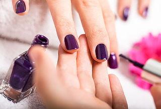 Manicure Completa + Esmaltado Permanente + 2 Diseños