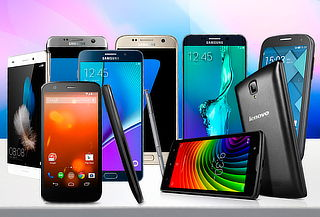 Celular Android Seminuevo con Garantía, Modelo a Elección