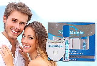 Sistema de Blanqueamiento Dental con Luz Led + Recarga