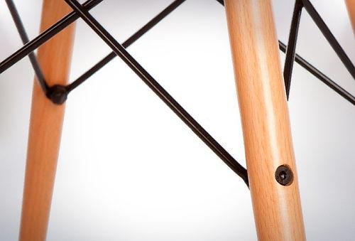 Pack 4 Sillas Eames Wood a Elección