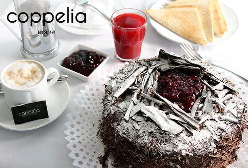 Torta Artesanal Coppelia, Sabor a Elección