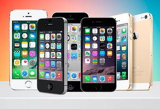 iPhone 4S 5C, 5S Reacondicionado y con Garantía