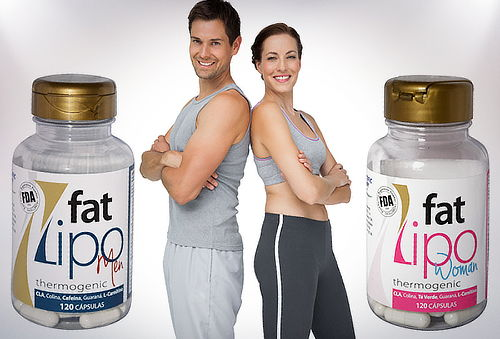 Quemador de Grasa Fat Lipotherm Men & Women
