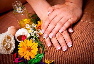 Manicure con Esmaltado Permanente, Providencia