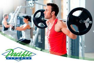 Plan Anual Sucursal Fija en Gimnasios Pacific Fitness