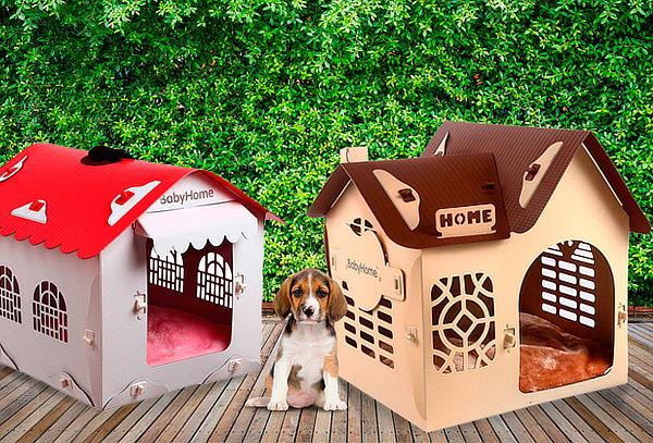 Casa para Mascotas a Elección
