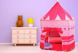 Carpa Castillo para Niños o Niñas