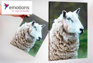 Photobook Revista Tapa Dura 50 Páginas en Emotions