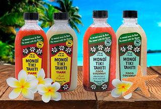 Pack Hidratante + Bronceador Monoï Tiki Tahiti