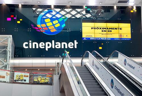 4 Entradas a Cineplanet ¡Sucursal a Elección!