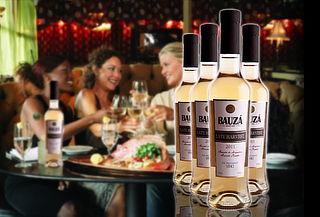 Pack de 6 Botellas de Vino Late Harvest Bauzá
