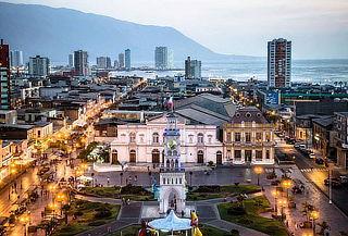 Iquique en Hotel Playa Brava: 1 o 2 Noches para 2 Personas
