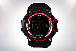 Smartwatch Deportivo Compatible con Iphone y Android