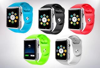 Smartwatch Con Cámara A1 en Color a Elección