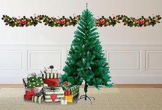 Árbol de Navidad, Medidas a Elección
