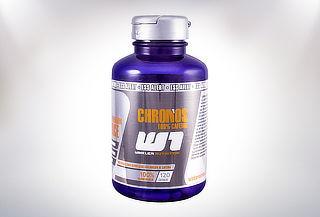 Quemador de Grasa Chronos 100% Cafeína de 250 mg