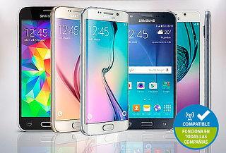 Celular Samsung Galaxy Reacondicionado a Elección