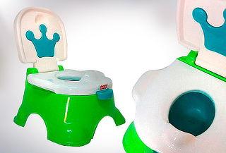 Baño Entrenador para Niños Adaptable