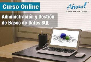 Curso Online Administración y Gestión de Bases de Datos SQL