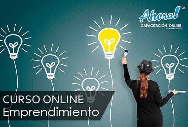 5 Módulos Curso Online de Emprendimiento