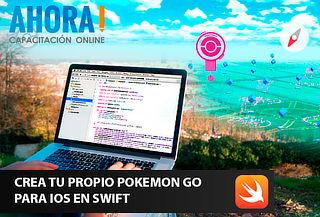 Pokémon Go con Swift 3 para iOS
