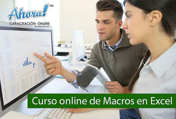 Curso Online de Macros con Excel ¡10 Lecciones!