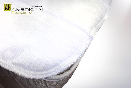 Cubrecolchón Microfibra American Family 2 Plazas