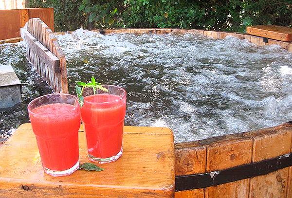 Día de Spa para 2 + Masaje de Relajación, Cajón del Maipo