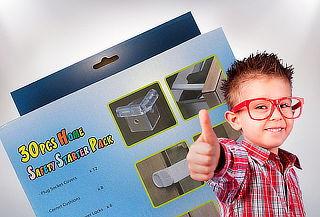 Kit Doméstico de Seguridad para Niños