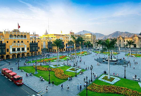 ¡Semana Santa en Lima! Aéreo, 3 Noches y Más