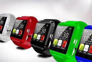 Smartwatch U8 para Android, Color a Elección