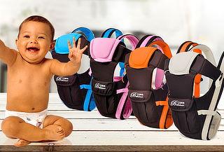 Mochila Porta Bebés Beth Bear, Color a Elección