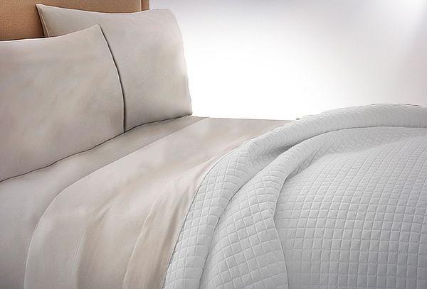 Quilt Blanco Biancobelo, Medida a Elección