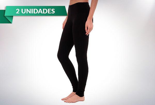 Pack 2 Leggings Slim and Tone para Mujer