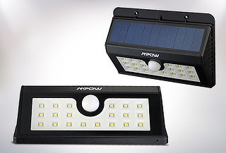 Foco Solar Doble 40 Led