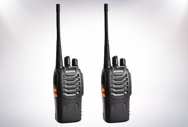Set de 2 Radios Walkie Talkie
