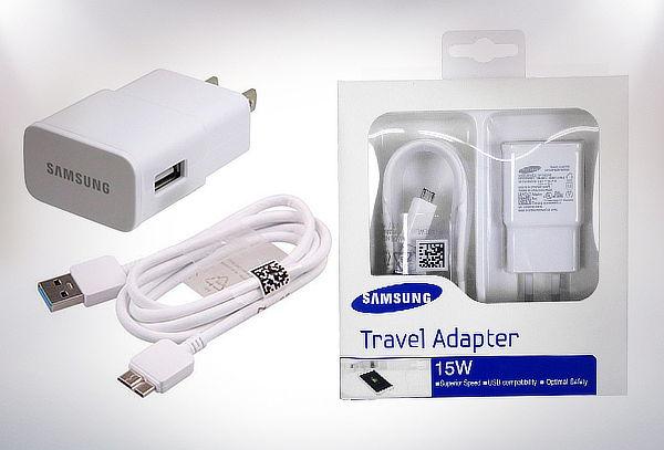 Cargador Samsung Galaxy para Tablet y Celular