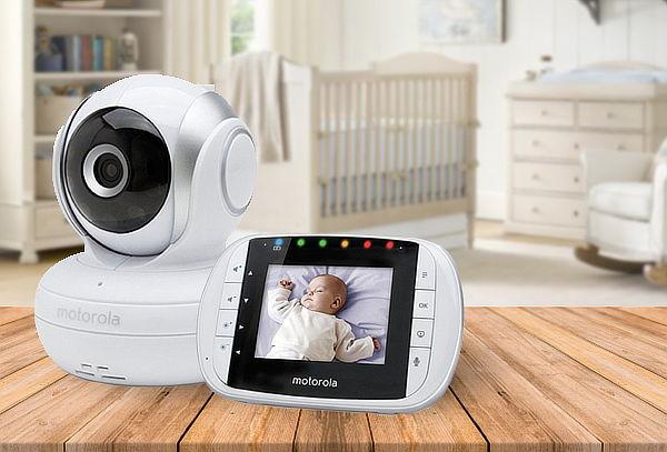 Baby Monitor Motorola Inalámbrico