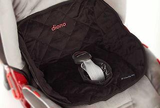 Protector impermeable para asiento de silla de auto o coche