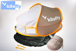 Carpa Corral Infantil Pop-up con Filtro UV Kilofly