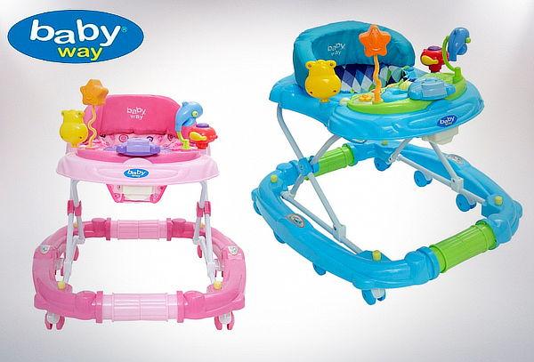 Andador Baby Way, Colores a Elección