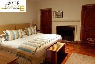 Comalle Party Hotel, Curicó: Resort VIP para 1 o 2 Personas