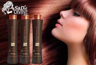 Alisado Coffee Premium en Sadeli Divine