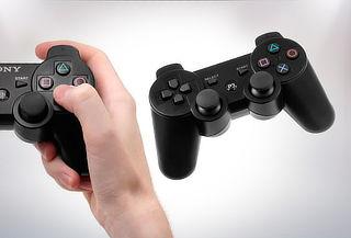 Joystick para PS3 Inalámbrico