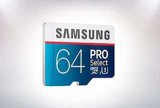 Tarjeta de Memoria + Adaptador 64 gb Samsung