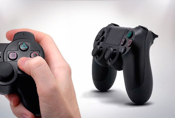Joystick para PS4 Inalámbrico Dualshock