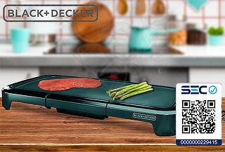 Parrilla Eléctrica Black & Decker